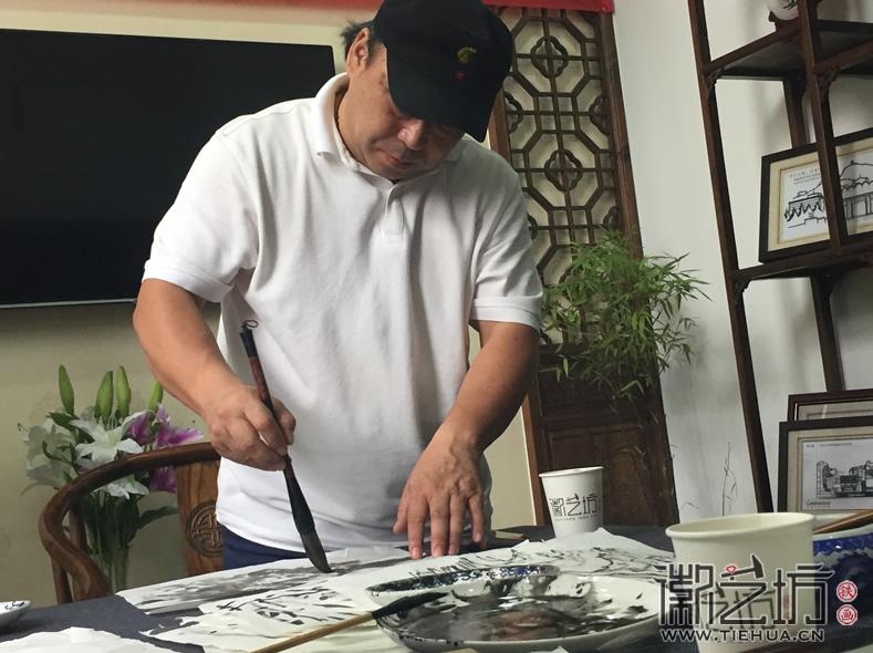 2017.6.17芜湖铁画知行社第九期课程报道25