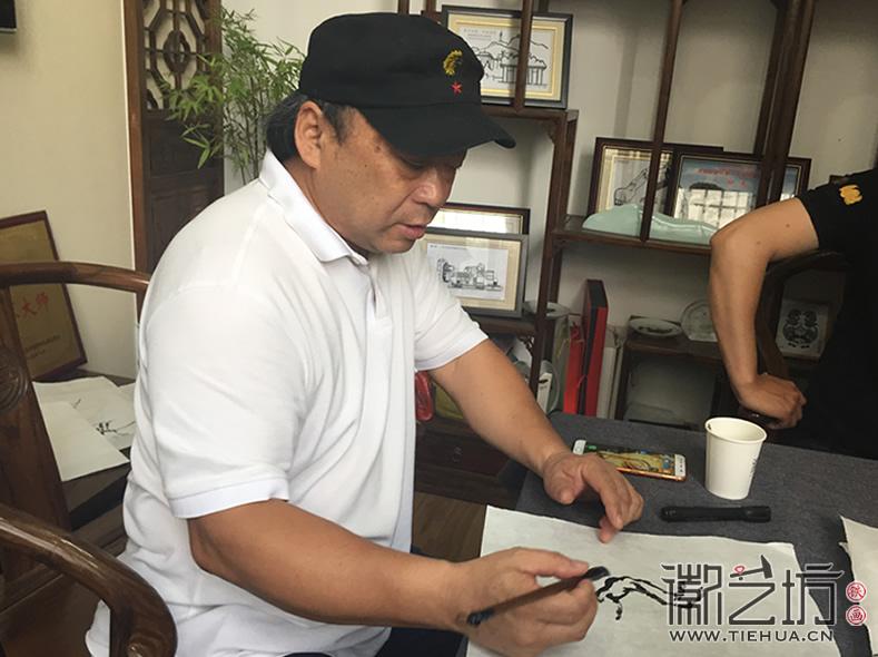 2017.6.17芜湖铁画知行社第九期课程报道17