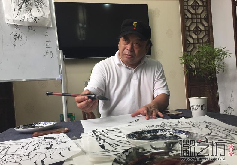2017.6.17芜湖铁画知行社第九期课程报道20